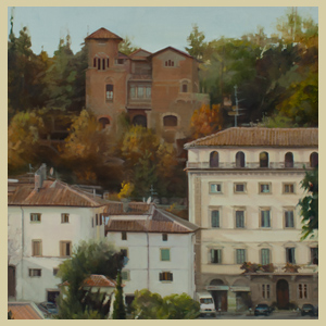 Hills of Anghiari