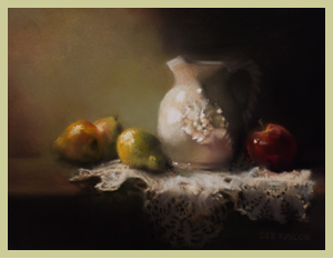 Italian Pitcher Still Life